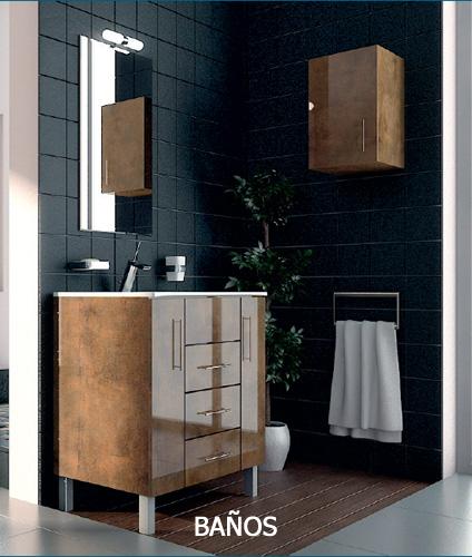 Muebles De Baño Gris Alto Brillo ~ Dikidu.com