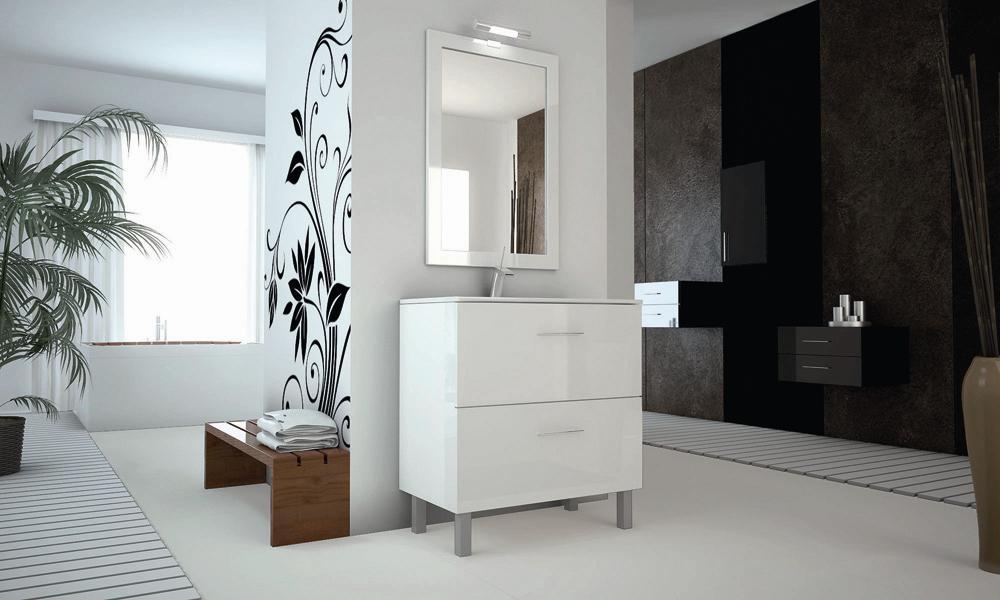 Puertas De Baño A Medida:mueble-de-baño-a-medida-puertas-luxe-blancojpg