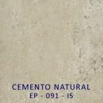 ENCIMERA CEMENTO NATURAL GRUESO 38