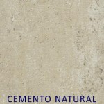 ENCIMERA CEMENTO NATURAL MATE GRUESO 38 STOCK