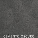 ENCIMERA CEMENTO OSCURO MATE G.38 ( NO STOCK)