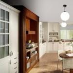 cocina madera elegancia y estilo