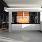cocina puertas luxe blanco