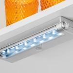 iluminación interior para muebles sin instalación electrica