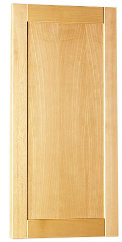 puerta enmarcada