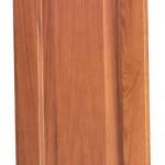 puerta madera mahora roble color bubinga mave