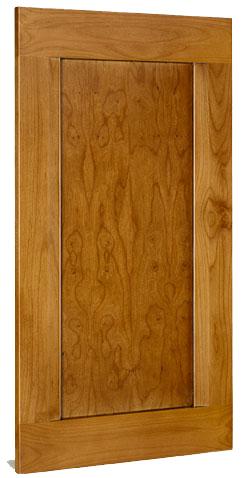 puerta madera reolit recta